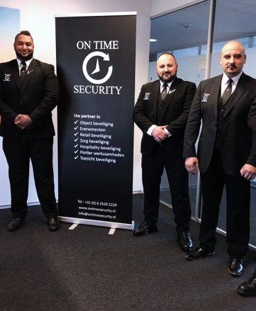 On Time Security | Beveiliging