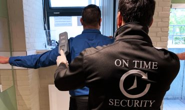 On Time Security | Beveiliging
