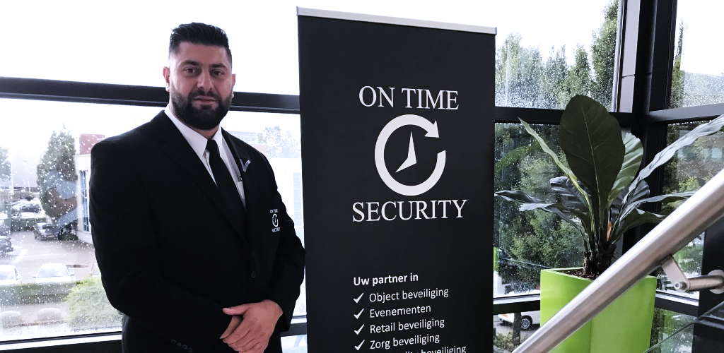 On Time Security | Hospitality beveiliging