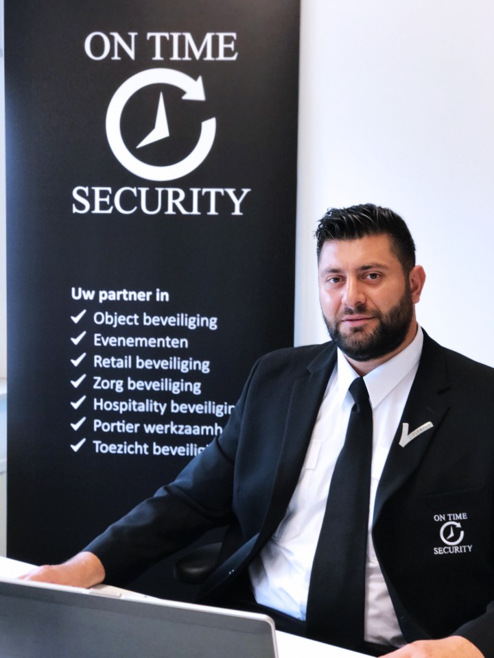 Teodik Tahmasian | CEO On Time Security